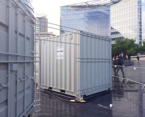 All Containers - Pop Up Restaurant Shipping Containers